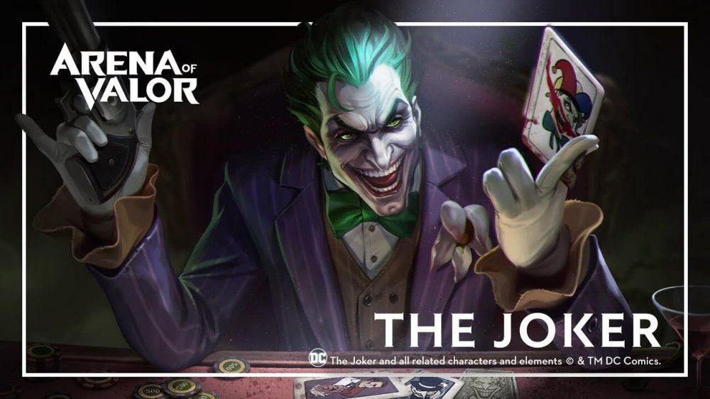 arena of valor marksman guide the joker