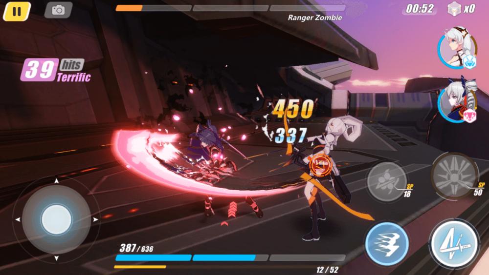 honkai impact 3 gameplay review