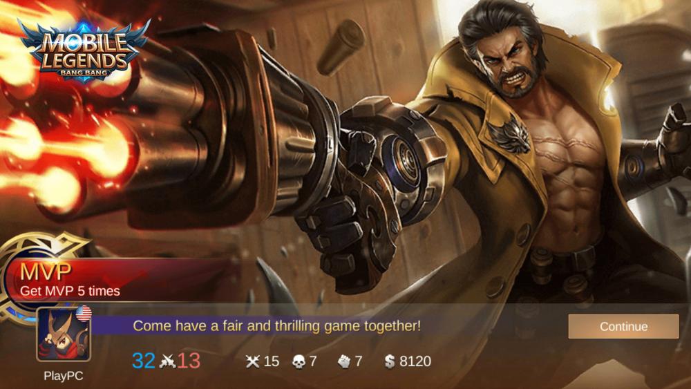 mobile legends bang bang roger fighter